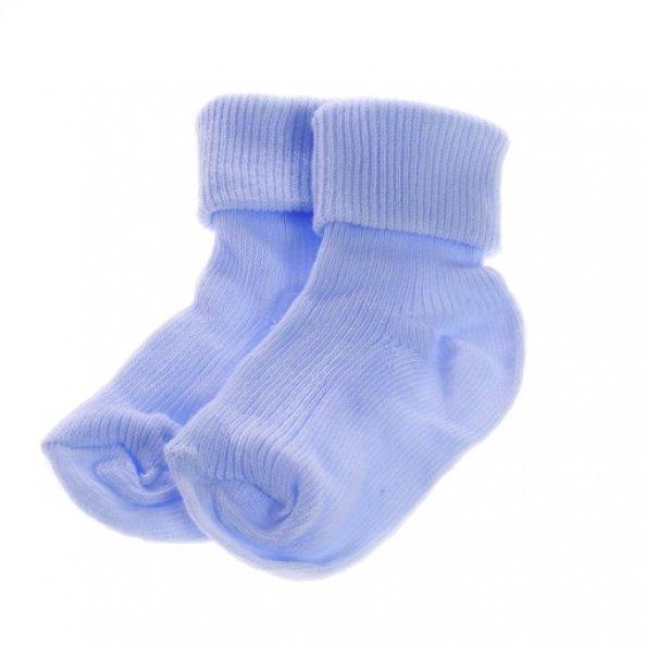 גרביים בצבע תכלת