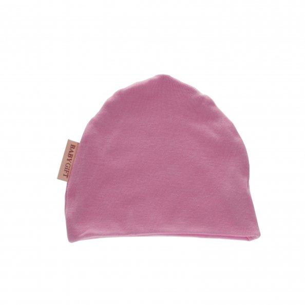 כובע בצבע ורוד