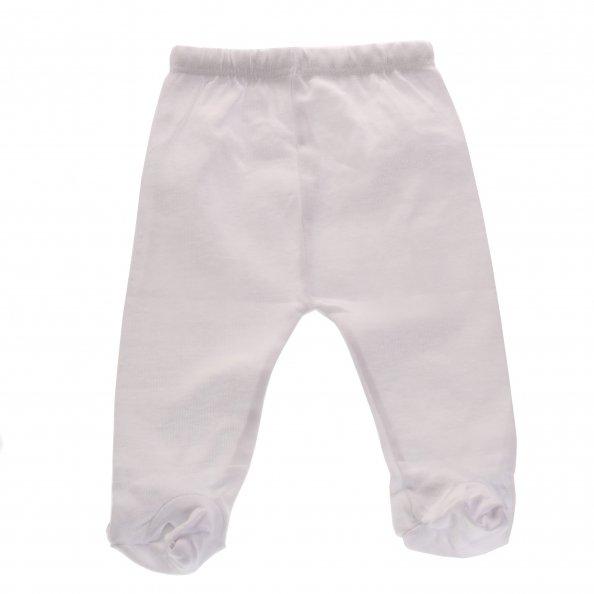 מכנס רגלית לבן