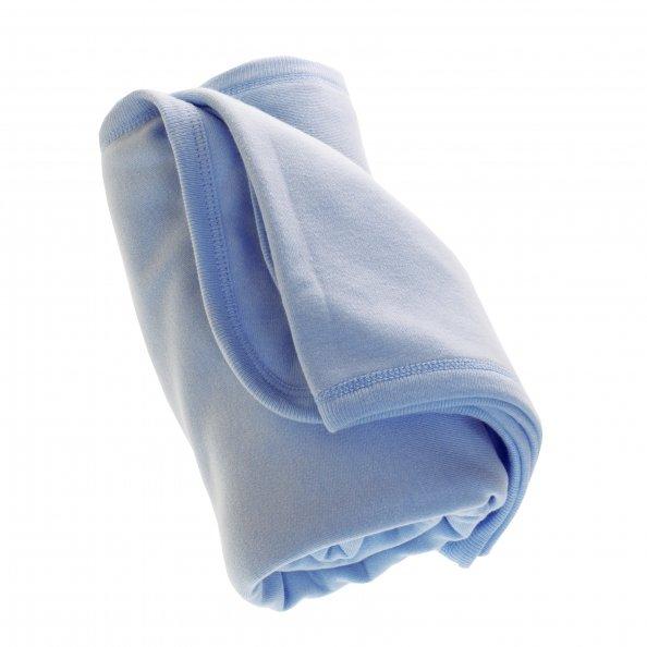 שמיכה רב עונתית תכלת